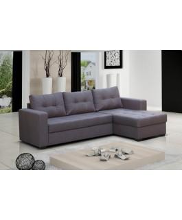 Canapé d'angle 4 places JANUS