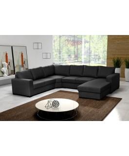 Canapé d'angle 6 places OARA