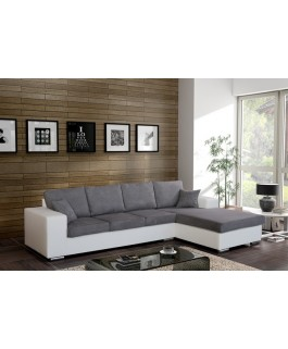Canapé d'angle 4 places HARMONIA