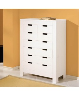 Commode blanche BENN