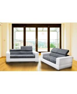 ensemble Canapé 3+2 NETO/madrid design moderne pas cher