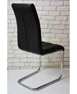 Chaise moderne CAPITON