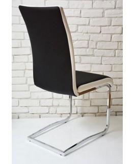 Chaise design bi-color MAX