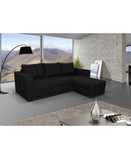 Canapé d'angle 4 places LAURIS