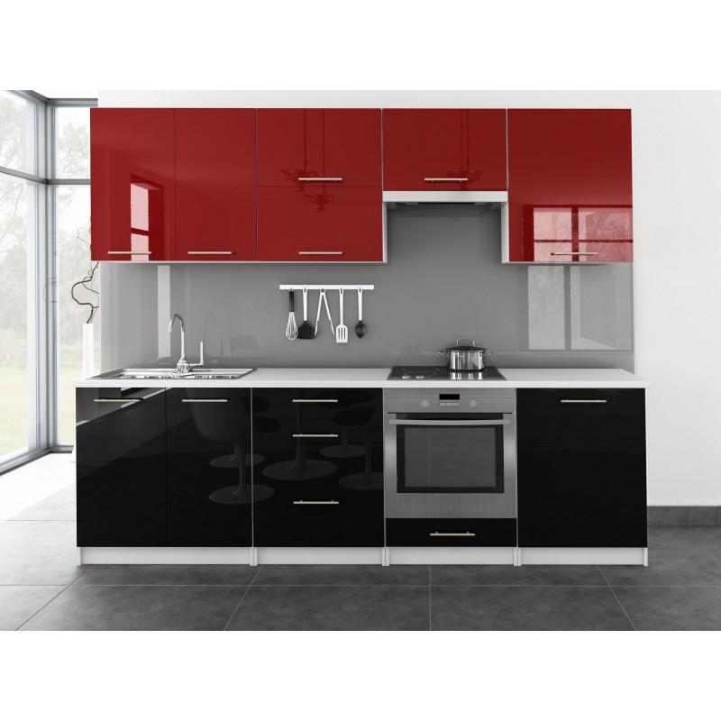 cuisine compl232te toro 2m60 bicolore