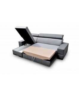 canap d 39 angle convertible capra. Black Bedroom Furniture Sets. Home Design Ideas