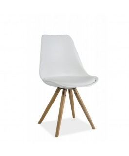 chaise scandinave erie inspiration eames - Chaise Scandinave