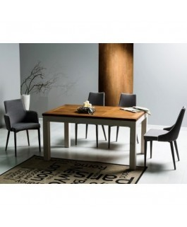 Table de salle à manger BESKID style scandinave