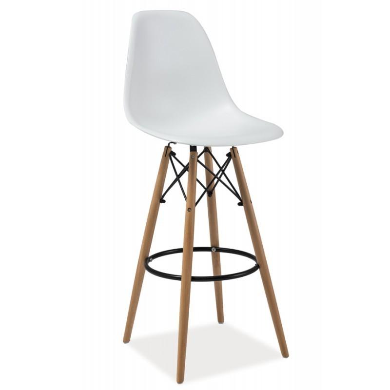 tabouret de bar scandinave enzo. Black Bedroom Furniture Sets. Home Design Ideas