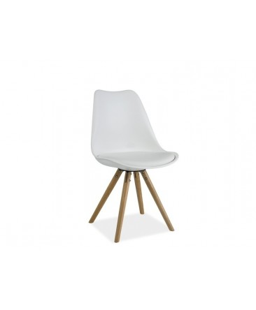 Chaise scandinave ARIA inspiration DSW Eames