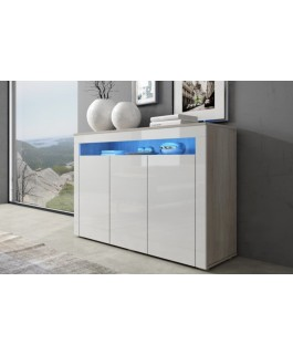 Commode SOFIA 130 cm led