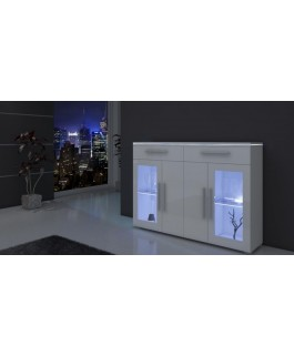 Commode LEVERKUSEN 135 cm led