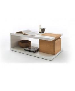 Table basse TIBAR blanc...