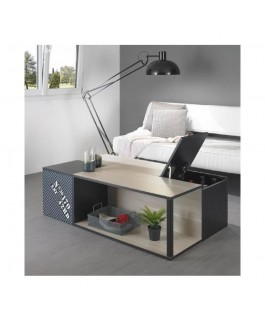 Table basse rectangulaire DOCK