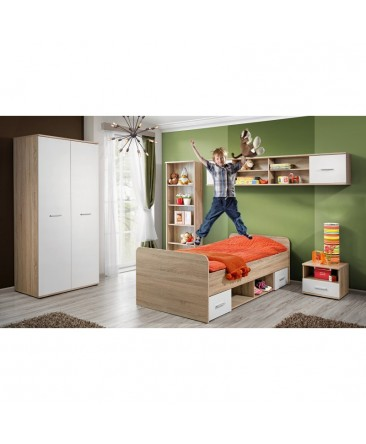 Chambre Complete Pour Enfant Dino Ii Style Scandinave
