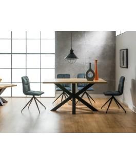 Table en chêne CROSS