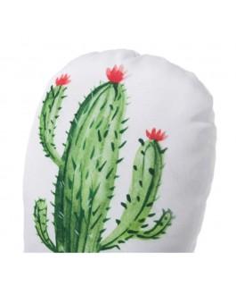 déco cactus cales porte x 2 en tissu et sable
