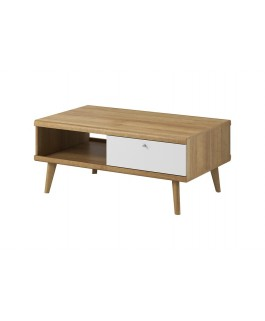 table basse scandinave en bois primo