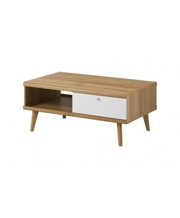 table basse scandinave en bois primo