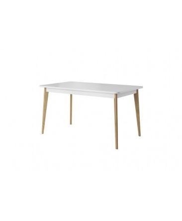 table a manger extensible scandinave en bois primo