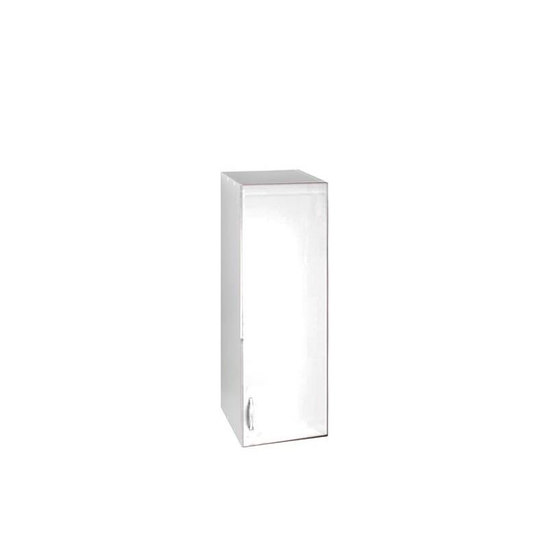 meuble cuisine colonne haut 1 porte 40cm oxane. Black Bedroom Furniture Sets. Home Design Ideas