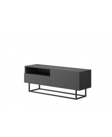 meuble tv industriel avec rangements enjoy