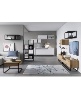 ensemble de meubles pour salon bois ou gris ou blanc enjoy