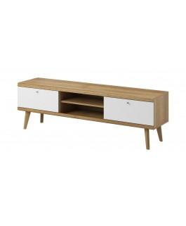 meubles TV hi-fi 160 cm nordique primo