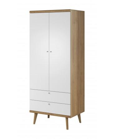 armoire 80 cm en bois primo