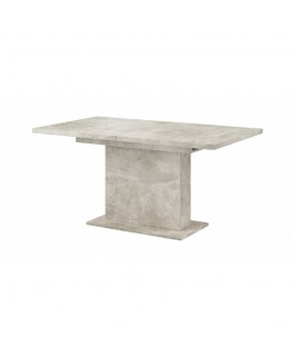 table de 160 cm GLIANT couleur granite