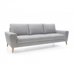 ensemble de canapés scandinave chic et design 3 places MOUNA