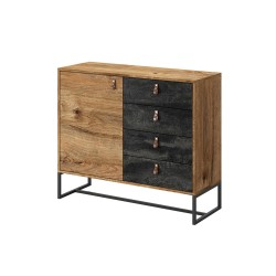 Commode DARK de 103 cm