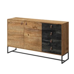 Commode DARK de 153 cm