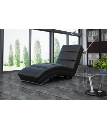 fauteuil design athÉna, liseuse, fauteuil de relaxation allongé