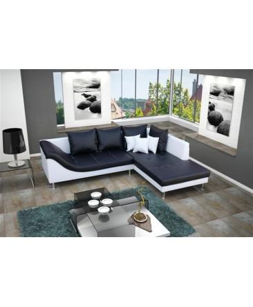 Canapé d'angle 4 places ARAGON