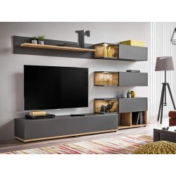 Ensemble meuble TV SILK...
