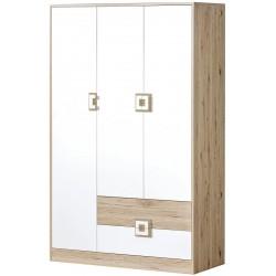 Armoire 3 portes - 2...