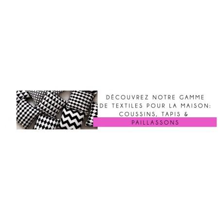 Grand catalogue de textiles pour la maison, modernes et tendances